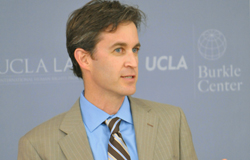 The Goldstone Report & Int'l Law - Part 2: David Kaye, UCLA Law School