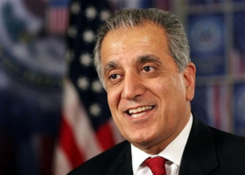 Brodie Distinguished Lecture on the Conditions of Peace by U.S. Ambassador to the U.N. Zalmay Khalilzad