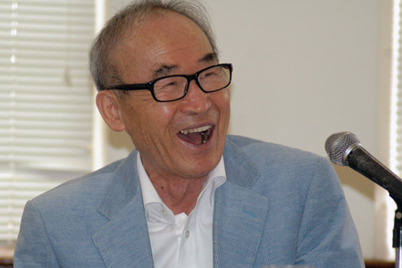Prolific, Renowned Ko Un Brings his Poetry to UCLA