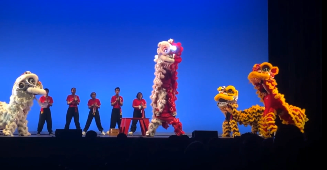 Image for Association of Chinese Americans Lion Dance