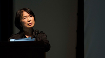Lung Ying-tai at UCLA