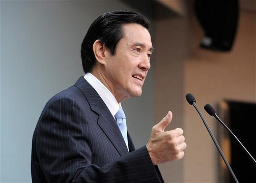 Video Conference: Republic of China (Taiwan) President Ma Ying-jeou