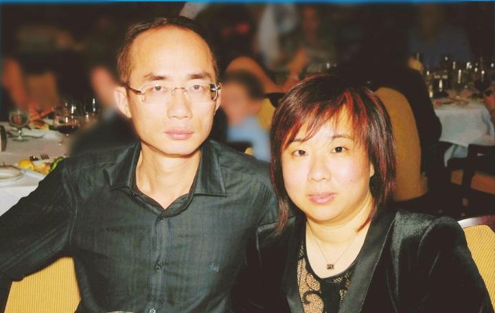 Michael Yang & Anna Fang