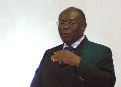 Former Bugandan PM: National Land Policy Needed