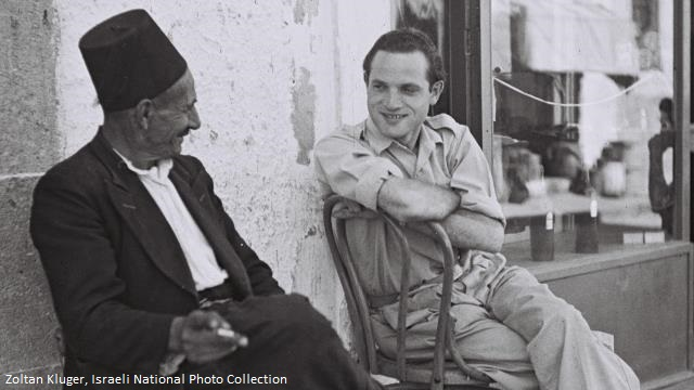 Image for Oriental Neighbors: Arabs and Sephardi Jews in Mandatory Palestine