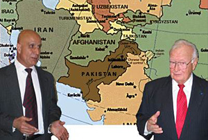 Engineers Make Plans to Reconstruct Afghanistan