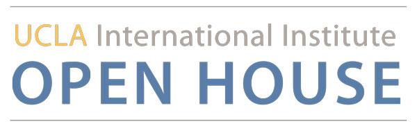 UCLA International Institute Open House
