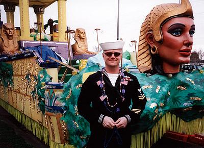 Orientalism, Mardi Gras style