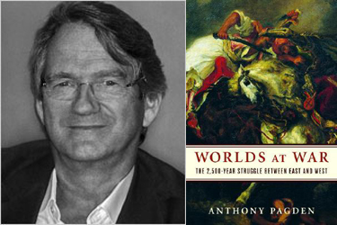 """Burkle Talk with Anthony Pagden, Author of """"Worlds at War"""""""