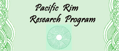 Five UCLA Faculty and Students Awarded $89,600 in Pacific Rim Research Grants 2003-2004