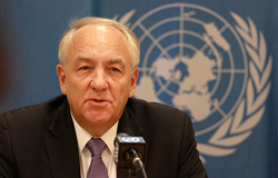 "Amb. Stephen Rapp, Ambassador-at-Large for War Crimes Issues, State Dept.: ""The Obama Administration & International Justice"""