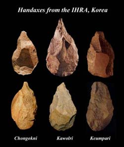 Palaeolithic Settlement of the Korean Peninsula: A Research Before the History of Korean People