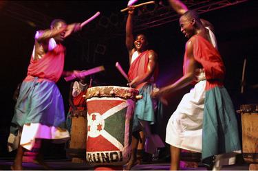 African-based Performers Next on UCLA Live