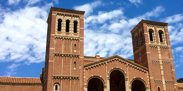 UCLA ties for top U.S. public university ranking