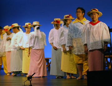 UCLA Samahang Pilipino Cultural Night, May 19, 2002