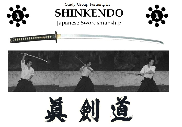 Shinkendo: Japanese Swordsmanship Study Group and Sports Club