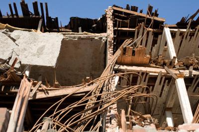 Campus Responds to China Earthquake