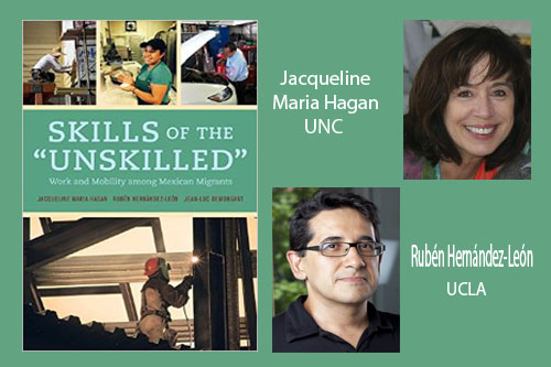 """Image for Author-Meets-Critics Session on- Skills of the """"Unskilled"""": Work and Mobility Among Mexican Migrants"""