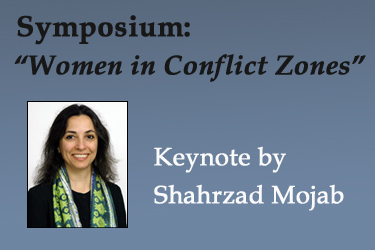 A Symposium on Women in Conflict Zones