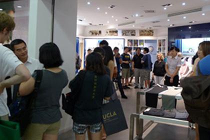 Shanghai Visit Underscores Global Presence of UCLA