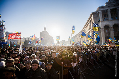 Image for Ukraine in Crisis: Revolution and Russian Intervention