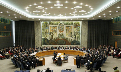 The Change of the Status of the UN Security Council after the Cold War