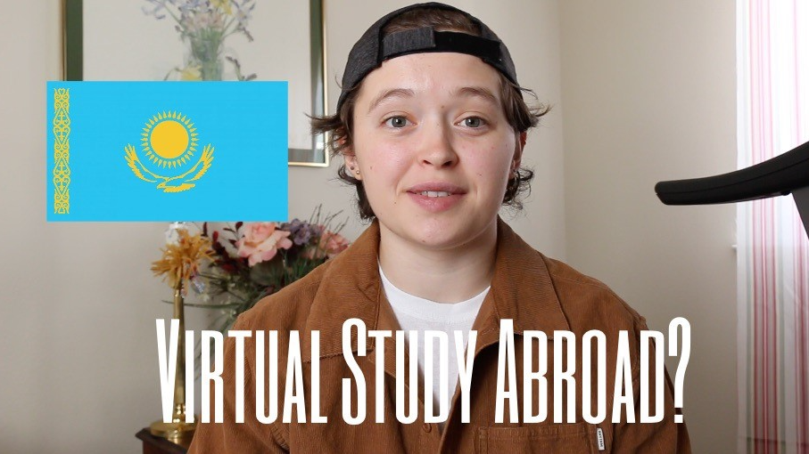 "Image for Visualizing Central Asia: ""The Benefits of Virtual Study Abroad Programs"" (Juliette Oliver)"