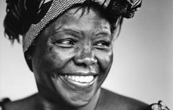 Lecture by Dr. Wangari Maathai, Nobel Peace Prize Winner