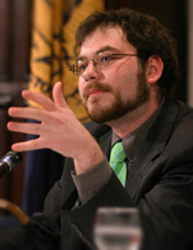 "10/30: Burkle Talk with Matthew Yglesias, Senior Editor at the Center for American Progress, on ""National Security and the 2008 Elections"""